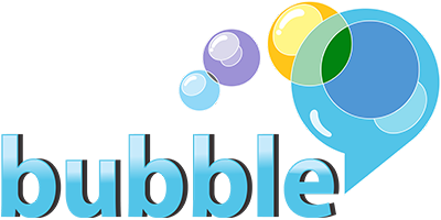 Bubble-Communications-Logo