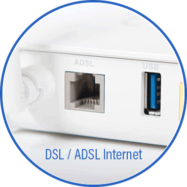 DSL Business Internet Southern California